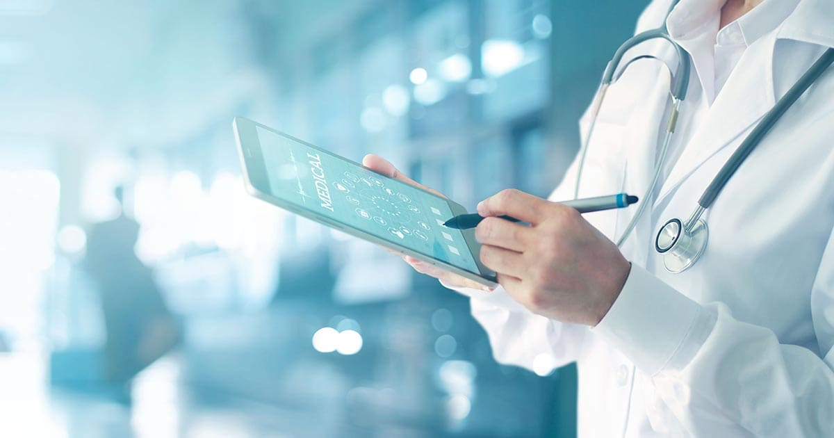 Going Paperless in The HealthCare Workforce